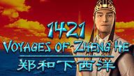 Игровой автомат 1421 Voyages Of Zheng He